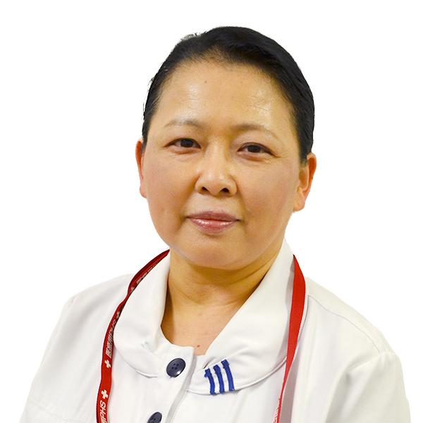 ICU・CCU、透析室/角田 多喜子 師長